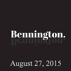 Bennington, Matteo Lane, August 27, 2015