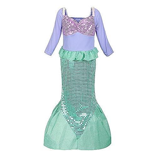 Mermaid Dress: Amazon.com