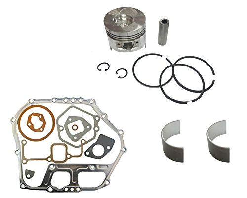 RA Piston & Gaskets + Bearing for Yanmar Diesel Engine & Generator L100 186F 10HP (Yanmar Diesel Engine Water Pump)
