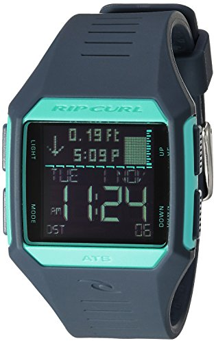 rtz Plastic and Polyurethane Sport Watch, Color:Blue (Model: A1126G-SLT) ()