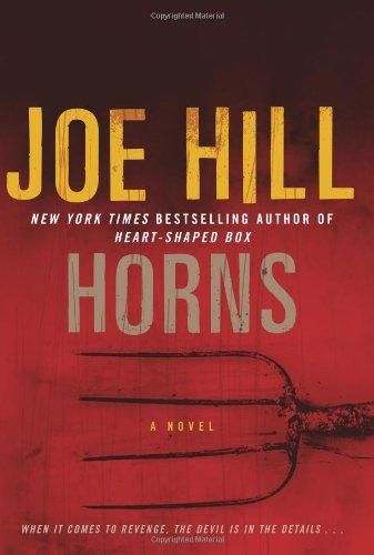 Horns Novel Joe Hill product image