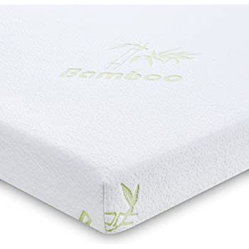 langria 3inch queen memory foam mattress topper certipurus certified with removable zippered