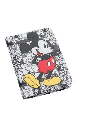 YNC Passport Cover Mickey Mouse White Comics Travel ID Holder