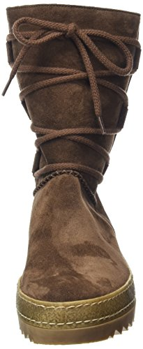 Gabor Ladies Jollys Snow Boots Brown (castagno (nature))