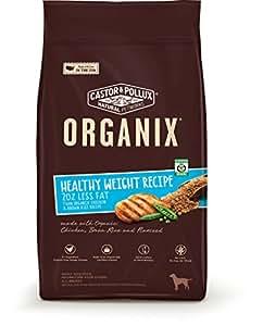 Organix Healthy Weight Recipe Dry Dog Food, 14.5-Pound