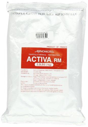 Ajinomoto Activa RM (Transglutaminase Meat Glue), 2.2-Pound Bag