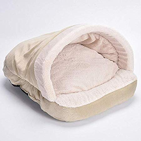 Unknown Cover Dog Bed Sofa House for Cat Blanket Mattress Lounger Mat Slippers Warm Small Kennel Dog Cat Washable