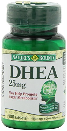 Natures Bounty DHEA Tablets hogt