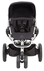 The rugged, all terrain stroller that gets you wherever you want to go in style, ease, and comfort.The new Quinny Buzz Xtra takes your favorite stroller to the next level. Designed to be easy to use, the Buzz Xtra features an easy fold system...