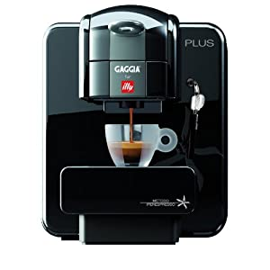 Amazon Com Gaggia For Illy Espresso Machine Single Serve