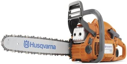 Husqvarna 450E, 18 in. 50.2cc 2-Cycle Gas Chainsaw