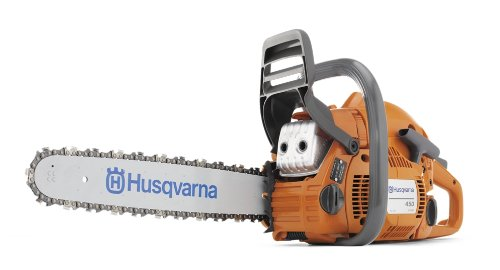Husqvarna 965146701 18-Inch 50.2cc 2 Stroke Gas Powered Chain Saw