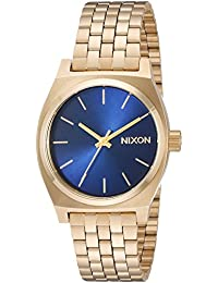 Women's 'Medium Time Teller' Quartz Metal and Stainless Steel Watch, Color:Gold-Toned (Model: A11301931-00)