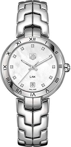 TAG Heuer Women's WAT1315.BA0956 Link Analog Display Quartz Silver Watch