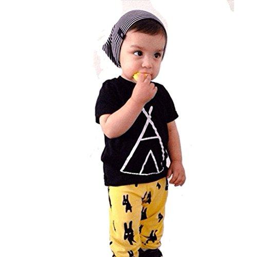 Toddler Kids T shirt Trousers FEITONG product image