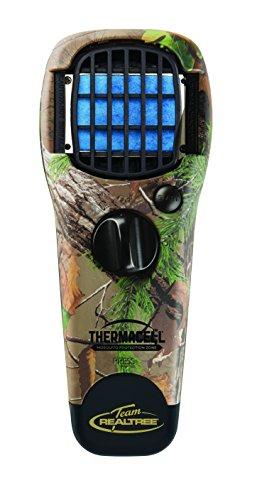 Thermacell MR-TJ Mosquito Repellent Outdoor and Camping Repeller Device, Realtree Green Camo Thermacell Mosquito Repellent Camo