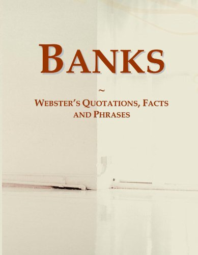 Banks  Websters Quotations  Facts And Phrases