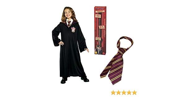 Harry Potter Hermione de disfraz de niño con Gryffindor Robe ...