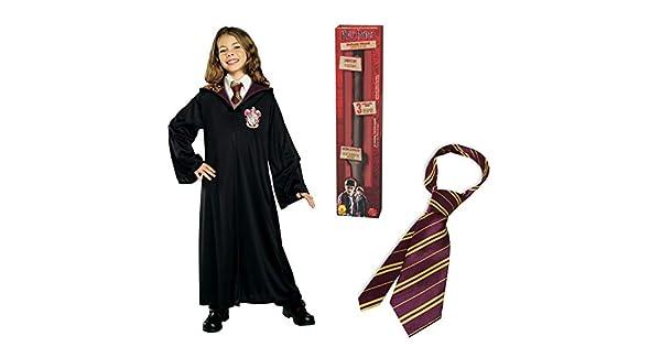Amazon.com: Harry Potter disfraz de Hermione para niñ ...