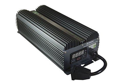 SolisTek Matrix LCD SE/DE 1000W Dimmable Digital Ballast STK1001LCD