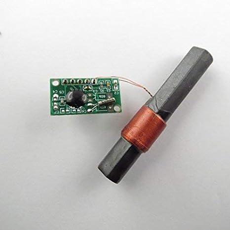 DCF 77 Módulo de receptor Hora Radio-controlada módulo Reloj radiocontrolado radio Arduino módulo Antena DCF77 reloj: Amazon.es: Amazon.es