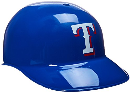 (Rawlings Texas Rangers Royal Blue Replica Batting Helmet)