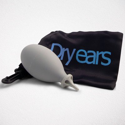 Dryears - Ear Dryer to Reduce Ear Canal Infection for Swimmer's Ear