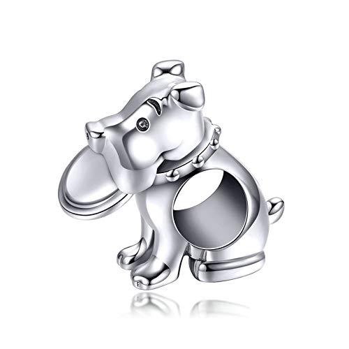 Calvas Hot Sale 925 Sterling Silver Charm fit