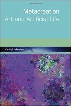 Book Metacreation: Art and Artificial Life