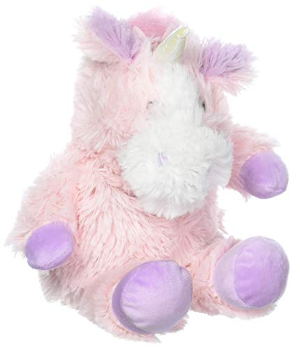Intelex USA Warmies Microwavable Lavender Scented Junior Plush Toy-Unicorn
