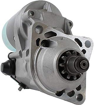 Anlasser passend für Bobcat 751  753  S100  S130  S220  S450  S650