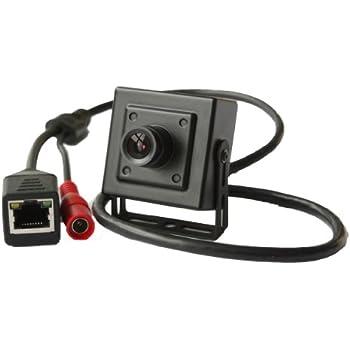 Amazon.com : ELP 1080P Megapixel Industrial Mini IP Camera, Mini ...