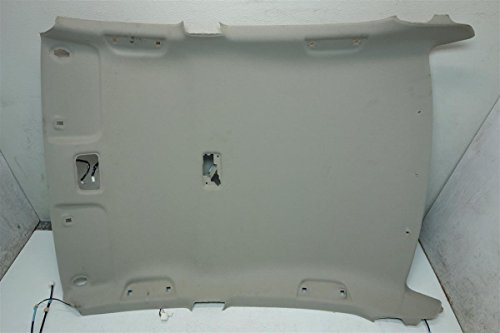 2009 2010 2011 2012 2013 Toyota Corolla Headliner roof liner head lining top cover panel 6 (Toyota Corolla Headliner)