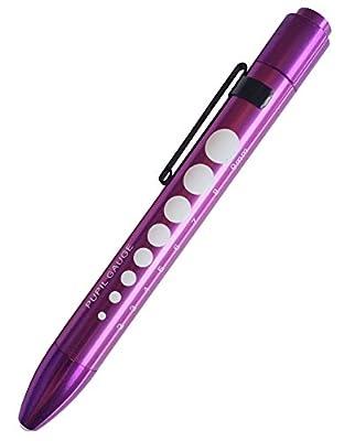 Prestige Medical 214-PUR Pupil Gauge Led Penlight, Purple