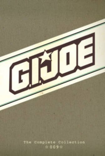 (G.I. JOE: The Complete Collection Volume 9)