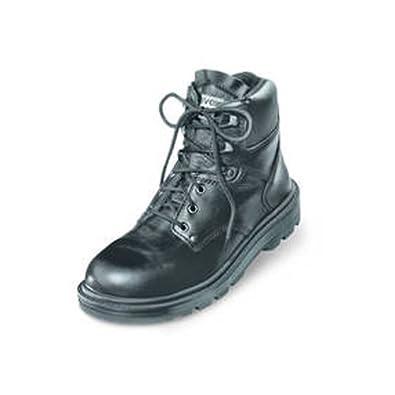 Uvex 8451.9 – 12 Classic cordones botas de seguridad con Hydroflex 3d plantilla de espuma,