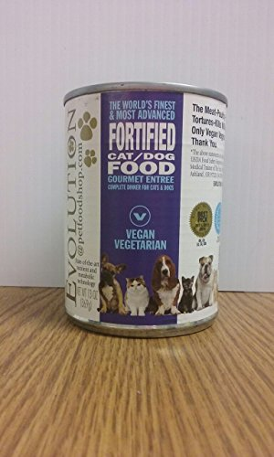 Evolution Diet Gourmet Entree Moist Dog Food Full 24 Can Case