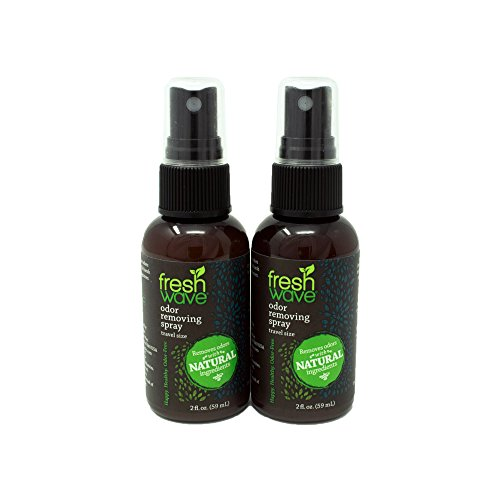 Fresh Wave Odor Removing Spray, 2 fl. oz. Travel Size (Pack of 2)