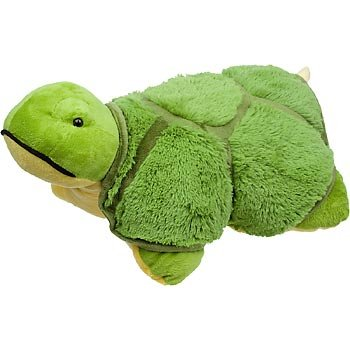 Pillow Pets Tardy Turtle Seen