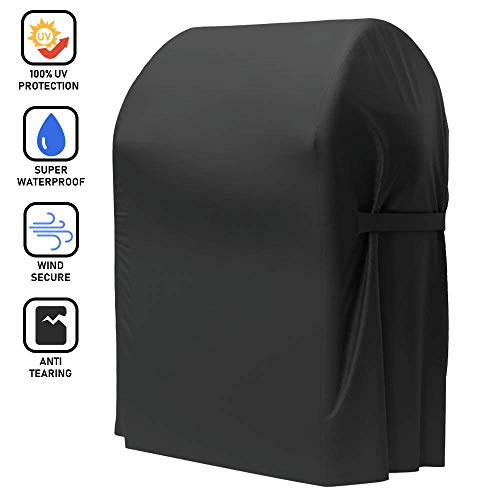 X Home 7105 Grill Cover for Weber Spirit 210 Series E210, S210 Grills with Both Sides Collapsed Down, 29.5