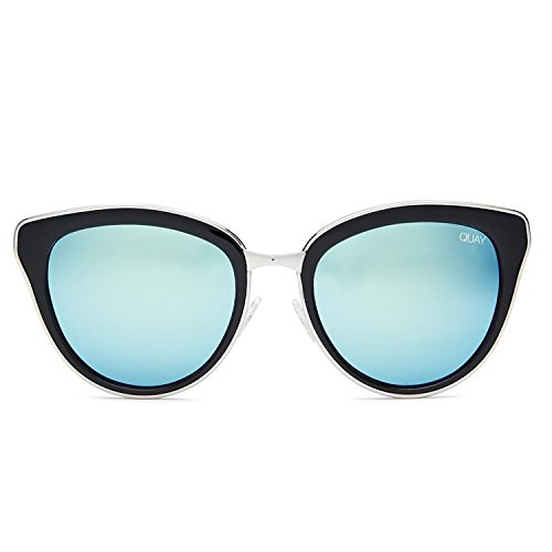Quay Australia EVERY LITTLE THING Women's Sunglasses Cat Eye Retro - - Cat Sunglasses Eye Australia