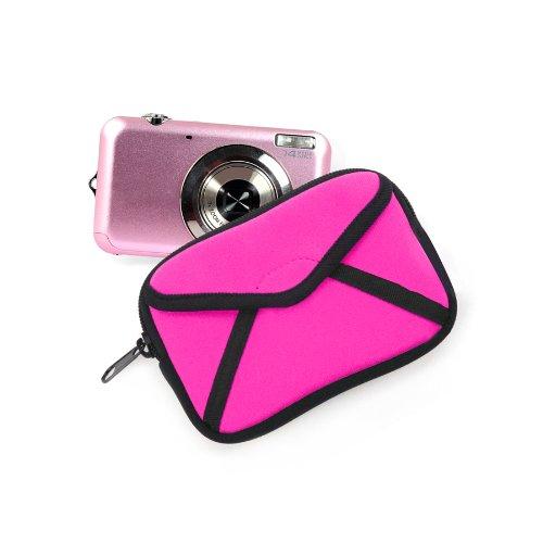 Kikkerland Mailbox Camera Case, Pink (OR11-PK)