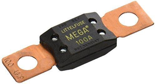Littelfuse MEG100XP MEGA Slo-Blo Automotive Bolt-Down Fuse by Littelfuse