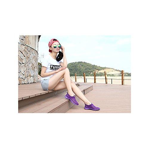 donna Scarpe OCHENTA camminata da Purple vRxnZ6x