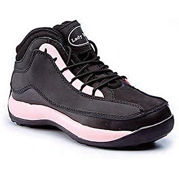 Excursionista-mujeres aspecto de seguridad de - botas para negro y rosa de - -