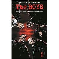THE BOYS 1: EL NOMBRE DEL JUEGO (HC)