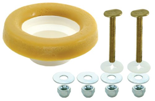 Black Swan 86300 Toilet Wax Ring Set