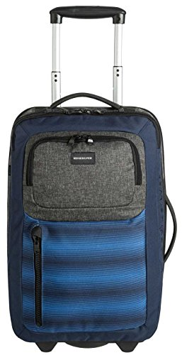 Quiksilver Men's Horizon Luggage Roller Bag, Navy Blazer, One Size