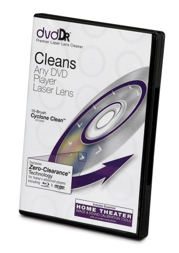 DvdDr 70105 00 Premier Laser Lens Cleaner (Discontinued by Manufacturer)