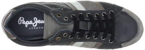999 Black Herren PFS30537 Jeans Pepe London Sneakers Schwarz Fashion 7BT0WqwAf